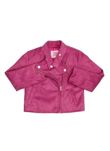 Pink&Orange Ceket Fuşya